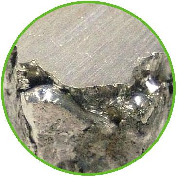 Nous rachetons le nickel et les alliages de nickel usés.